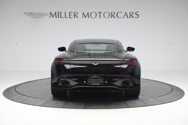 Used 2017 Aston Martin DB11 V12 Coupe for sale $135,900 at Bentley Greenwich in Greenwich CT 06830 6
