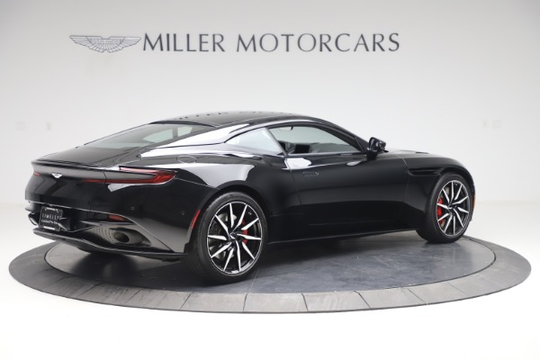 Used 2017 Aston Martin DB11 V12 Coupe for sale $135,900 at Bentley Greenwich in Greenwich CT 06830 7