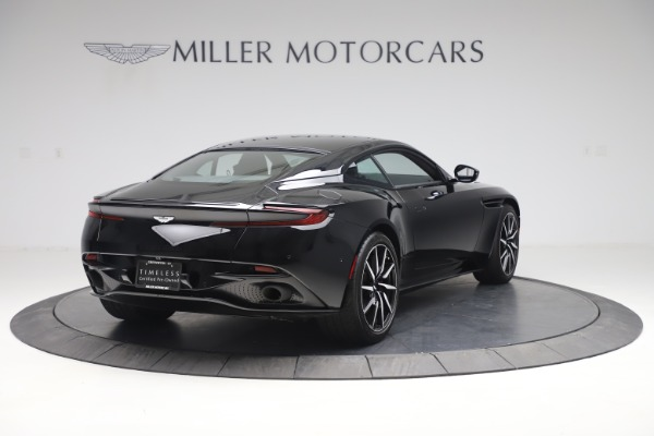 Used 2017 Aston Martin DB11 V12 Coupe for sale $135,900 at Bentley Greenwich in Greenwich CT 06830 8