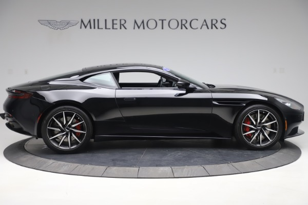 Used 2017 Aston Martin DB11 V12 Coupe for sale $135,900 at Bentley Greenwich in Greenwich CT 06830 9