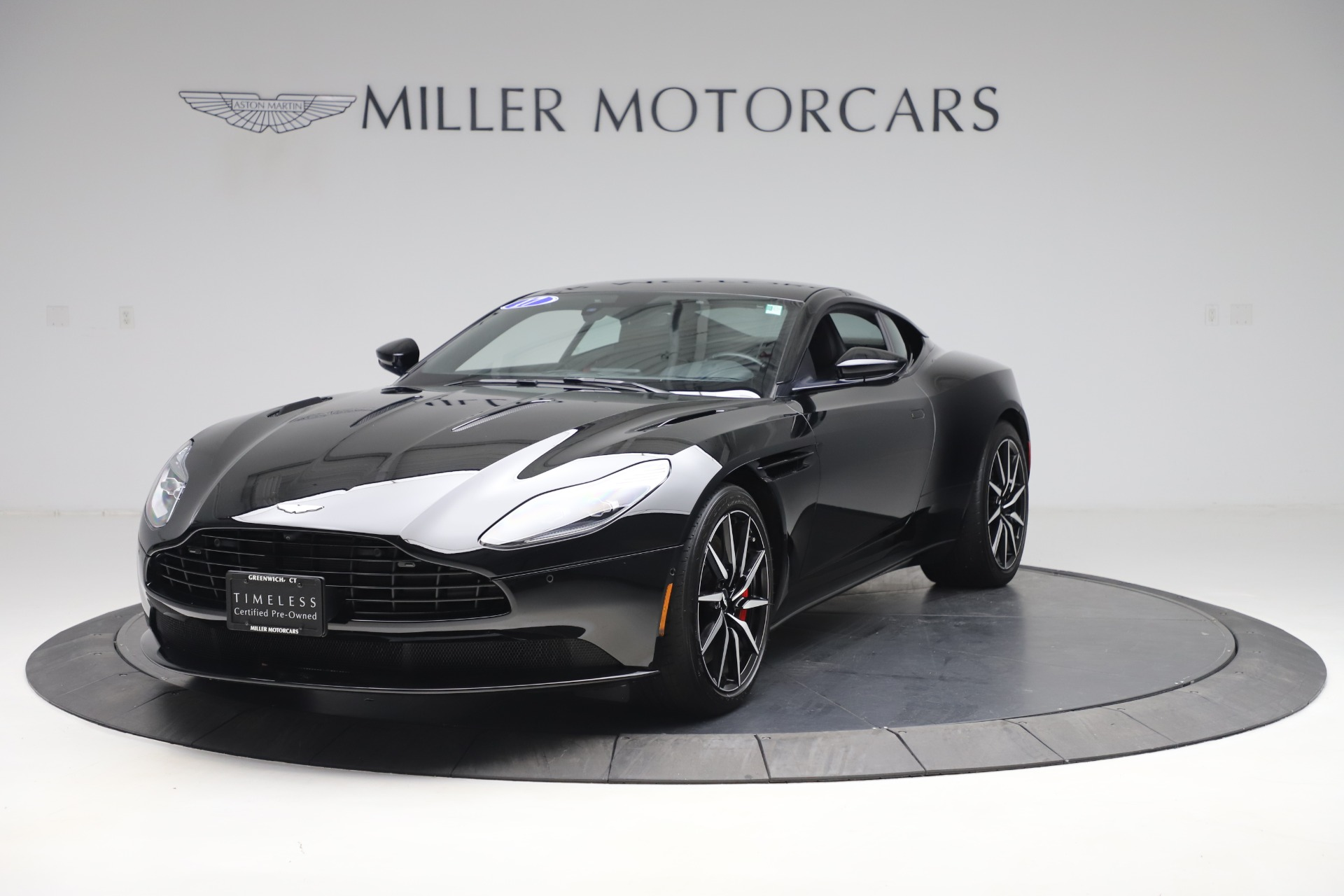 Used 2017 Aston Martin DB11 V12 Coupe for sale $135,900 at Bentley Greenwich in Greenwich CT 06830 1