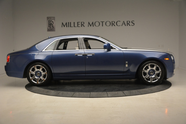 Used 2010 Rolls-Royce Ghost for sale Sold at Bentley Greenwich in Greenwich CT 06830 11