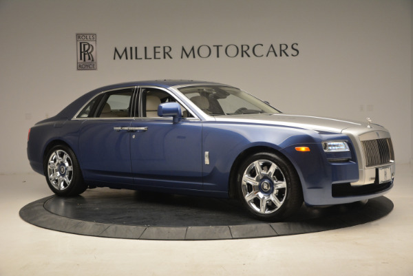 Used 2010 Rolls-Royce Ghost for sale Sold at Bentley Greenwich in Greenwich CT 06830 12