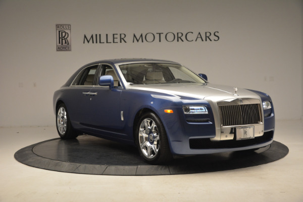 Used 2010 Rolls-Royce Ghost for sale Sold at Bentley Greenwich in Greenwich CT 06830 13