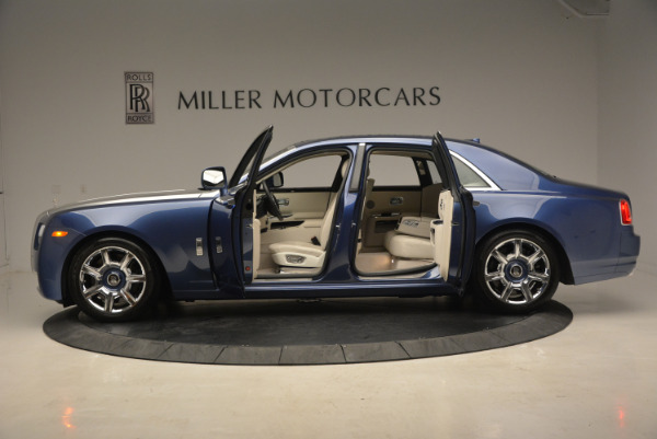 Used 2010 Rolls-Royce Ghost for sale Sold at Bentley Greenwich in Greenwich CT 06830 14