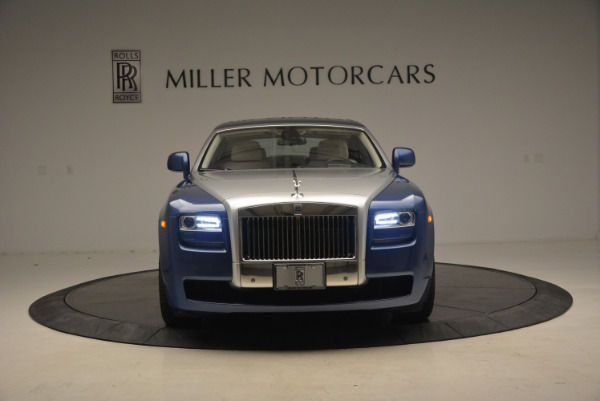 Used 2010 Rolls-Royce Ghost for sale Sold at Bentley Greenwich in Greenwich CT 06830 2