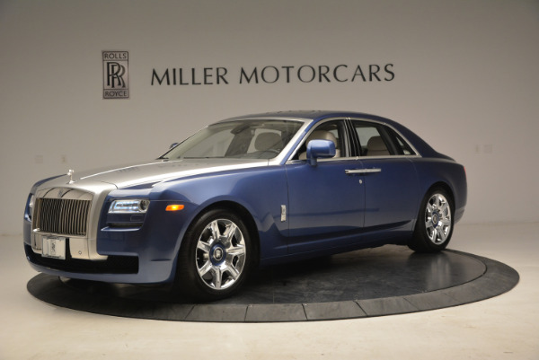 Used 2010 Rolls-Royce Ghost for sale Sold at Bentley Greenwich in Greenwich CT 06830 3