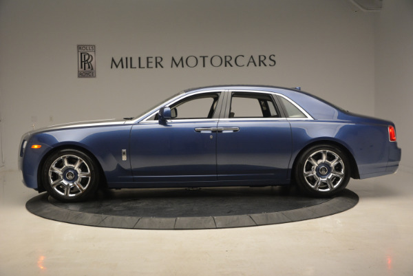 Used 2010 Rolls-Royce Ghost for sale Sold at Bentley Greenwich in Greenwich CT 06830 4