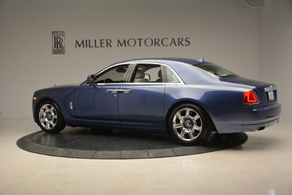 Used 2010 Rolls-Royce Ghost for sale Sold at Bentley Greenwich in Greenwich CT 06830 5