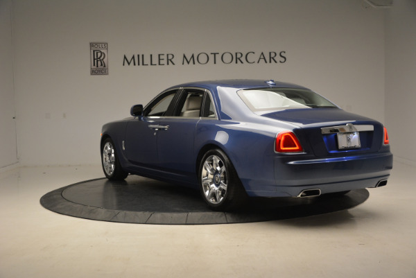 Used 2010 Rolls-Royce Ghost for sale Sold at Bentley Greenwich in Greenwich CT 06830 6