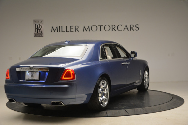 Used 2010 Rolls-Royce Ghost for sale Sold at Bentley Greenwich in Greenwich CT 06830 8