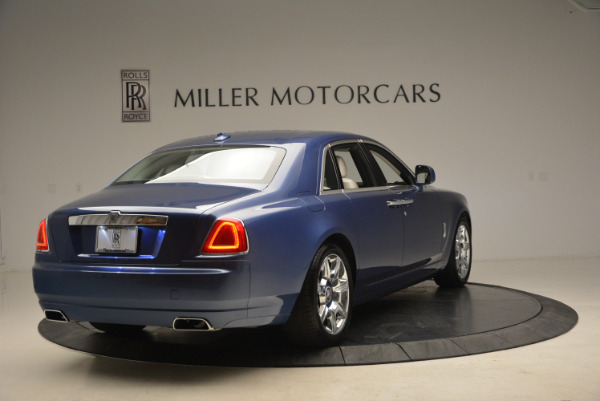 Used 2010 Rolls-Royce Ghost for sale Sold at Bentley Greenwich in Greenwich CT 06830 9