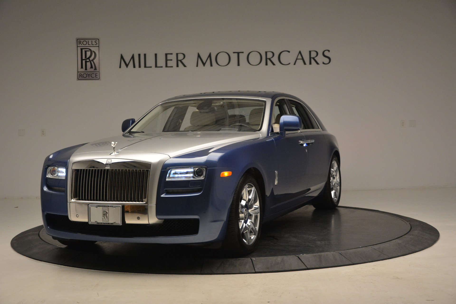 Used 2010 Rolls-Royce Ghost for sale Sold at Bentley Greenwich in Greenwich CT 06830 1