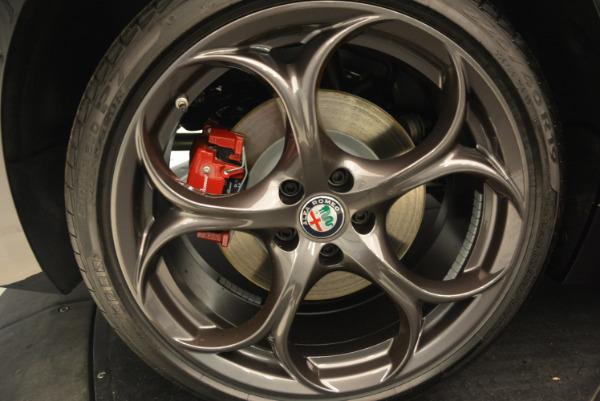 New 2017 Alfa Romeo Giulia Ti Sport Q4 for sale Sold at Bentley Greenwich in Greenwich CT 06830 25