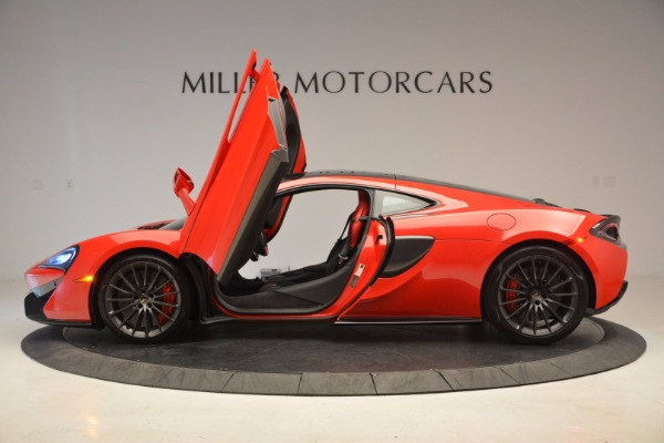 Used 2017 McLaren 570GT for sale Sold at Bentley Greenwich in Greenwich CT 06830 15