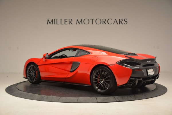 Used 2017 McLaren 570GT for sale Sold at Bentley Greenwich in Greenwich CT 06830 4