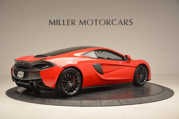 Used 2017 McLaren 570GT for sale Sold at Bentley Greenwich in Greenwich CT 06830 7
