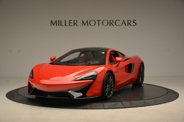 Used 2017 McLaren 570GT for sale Sold at Bentley Greenwich in Greenwich CT 06830 1