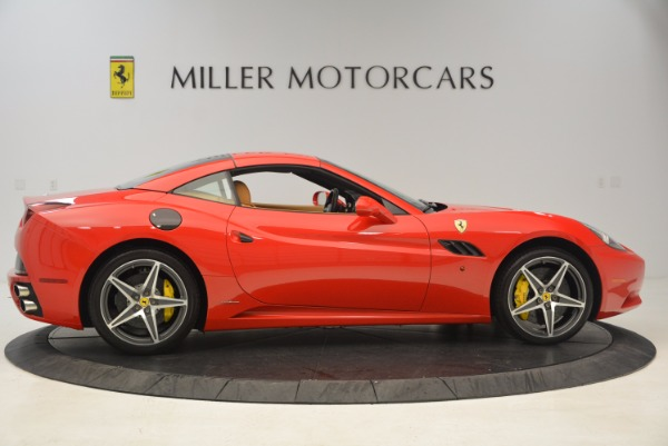 Used 2012 Ferrari California for sale Sold at Bentley Greenwich in Greenwich CT 06830 15