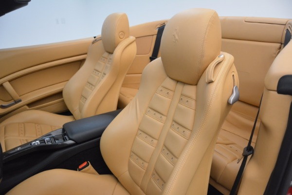 Used 2012 Ferrari California for sale Sold at Bentley Greenwich in Greenwich CT 06830 20