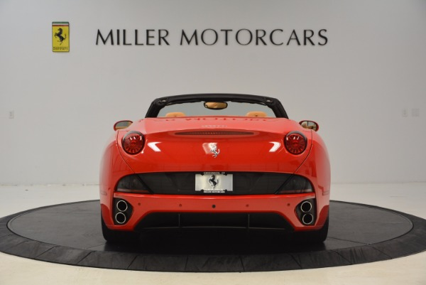 Used 2012 Ferrari California for sale Sold at Bentley Greenwich in Greenwich CT 06830 6