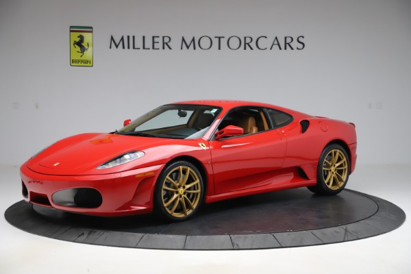Used 2005 Ferrari F430 for sale Sold at Bentley Greenwich in Greenwich CT 06830 2