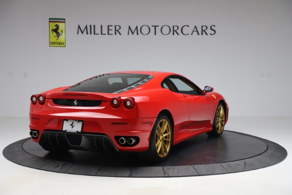 Used 2005 Ferrari F430 for sale Sold at Bentley Greenwich in Greenwich CT 06830 7
