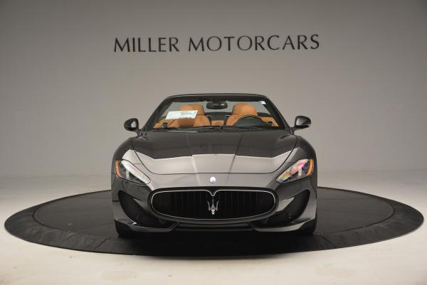 New 2016 Maserati GranTurismo Sport for sale Sold at Bentley Greenwich in Greenwich CT 06830 23