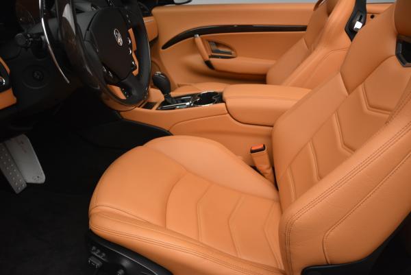New 2016 Maserati GranTurismo Sport for sale Sold at Bentley Greenwich in Greenwich CT 06830 25
