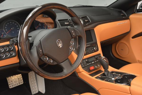 New 2016 Maserati GranTurismo Sport for sale Sold at Bentley Greenwich in Greenwich CT 06830 26