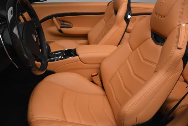 New 2016 Maserati GranTurismo Sport for sale Sold at Bentley Greenwich in Greenwich CT 06830 27