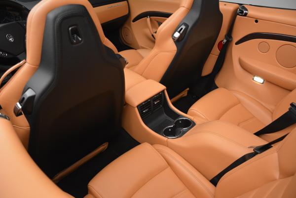 New 2016 Maserati GranTurismo Sport for sale Sold at Bentley Greenwich in Greenwich CT 06830 28