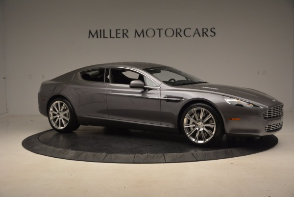 Used 2012 Aston Martin Rapide for sale Sold at Bentley Greenwich in Greenwich CT 06830 10