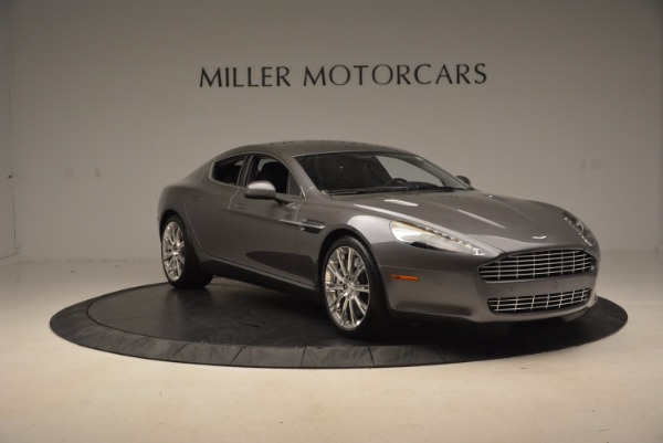Used 2012 Aston Martin Rapide for sale Sold at Bentley Greenwich in Greenwich CT 06830 11