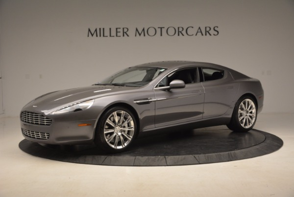 Used 2012 Aston Martin Rapide for sale Sold at Bentley Greenwich in Greenwich CT 06830 2