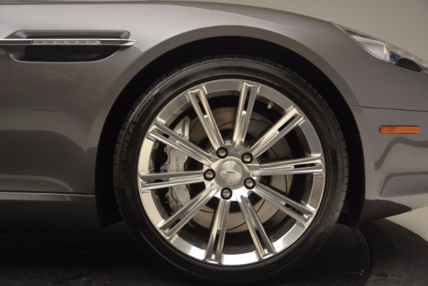 Used 2012 Aston Martin Rapide for sale Sold at Bentley Greenwich in Greenwich CT 06830 22
