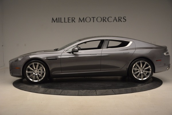 Used 2012 Aston Martin Rapide for sale Sold at Bentley Greenwich in Greenwich CT 06830 3
