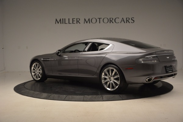 Used 2012 Aston Martin Rapide for sale Sold at Bentley Greenwich in Greenwich CT 06830 4