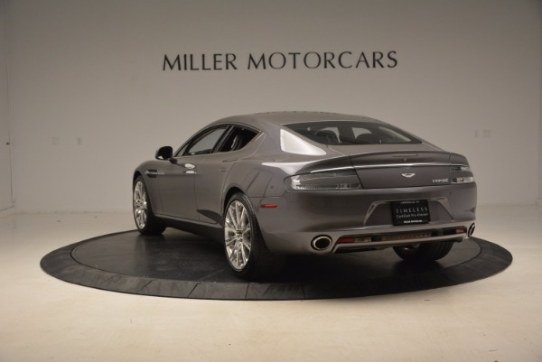 Used 2012 Aston Martin Rapide for sale Sold at Bentley Greenwich in Greenwich CT 06830 5