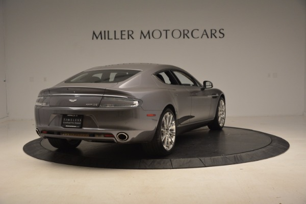 Used 2012 Aston Martin Rapide for sale Sold at Bentley Greenwich in Greenwich CT 06830 7