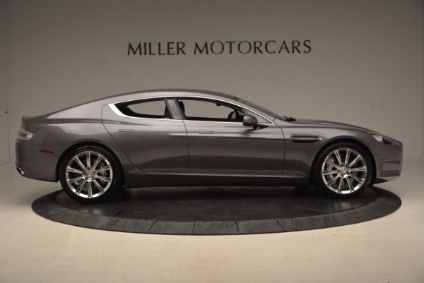 Used 2012 Aston Martin Rapide for sale Sold at Bentley Greenwich in Greenwich CT 06830 9