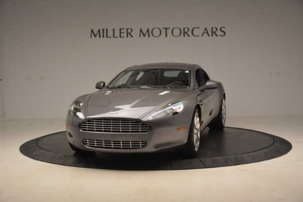 Used 2012 Aston Martin Rapide for sale Sold at Bentley Greenwich in Greenwich CT 06830 1