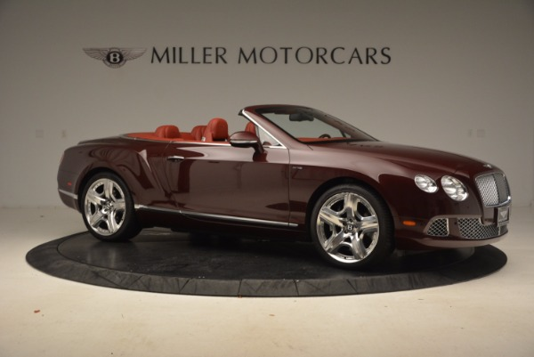 Used 2014 Bentley Continental GT W12 for sale Sold at Bentley Greenwich in Greenwich CT 06830 10