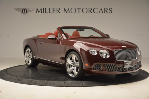 Used 2014 Bentley Continental GT W12 for sale Sold at Bentley Greenwich in Greenwich CT 06830 11