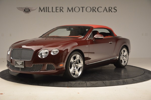 Used 2014 Bentley Continental GT W12 for sale Sold at Bentley Greenwich in Greenwich CT 06830 14