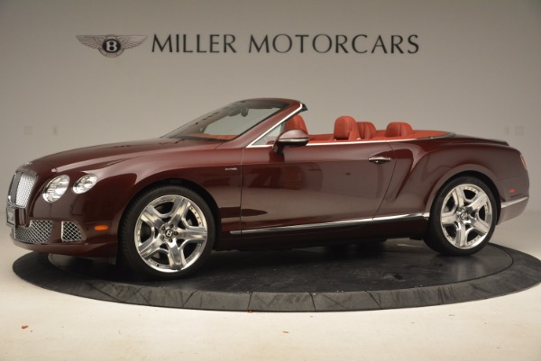 Used 2014 Bentley Continental GT W12 for sale Sold at Bentley Greenwich in Greenwich CT 06830 2