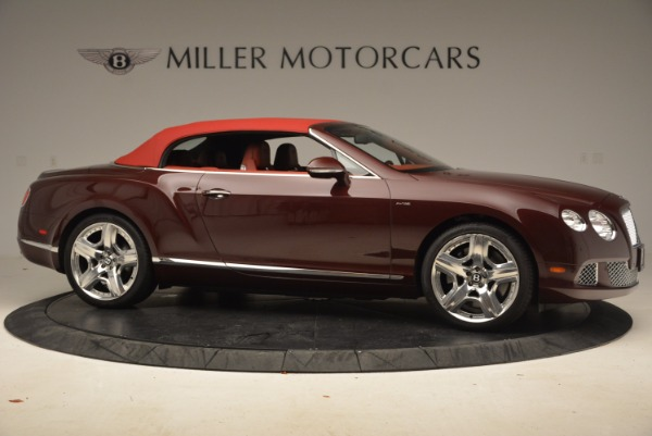 Used 2014 Bentley Continental GT W12 for sale Sold at Bentley Greenwich in Greenwich CT 06830 23