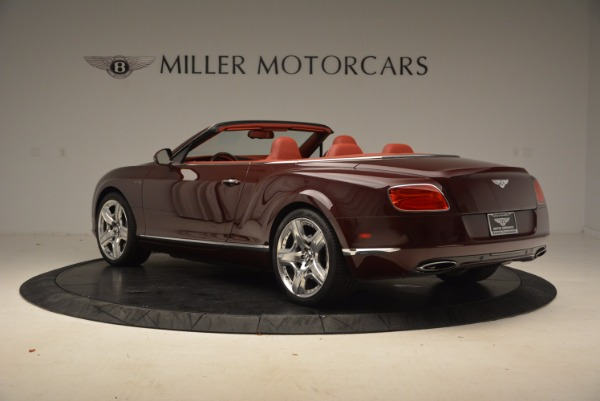 Used 2014 Bentley Continental GT W12 for sale Sold at Bentley Greenwich in Greenwich CT 06830 5