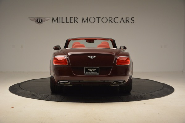 Used 2014 Bentley Continental GT W12 for sale Sold at Bentley Greenwich in Greenwich CT 06830 6