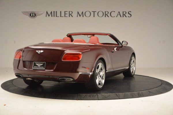 Used 2014 Bentley Continental GT W12 for sale Sold at Bentley Greenwich in Greenwich CT 06830 7
